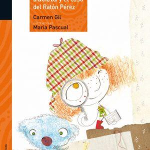 Cubierta La detective Julieta y el caso del ratón Pérez
