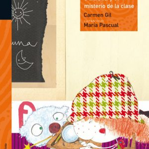 Cubierta La detective Julieta y el misterio de la clase