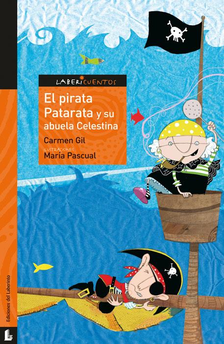 Cubierta El pirata Patarata y su abuela Celestina