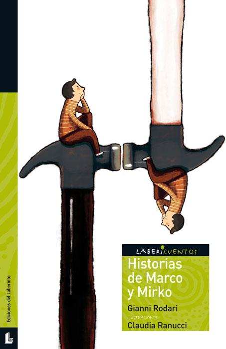 Cubierta Historias de Marco y Mirko