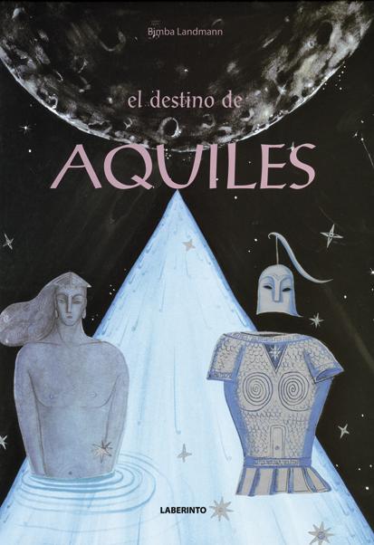Cubierta El destino de Aquiles