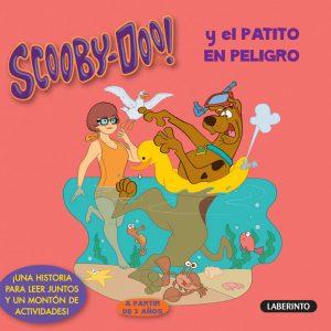 Cubierta Scooby-Doo y el patito en peligro
