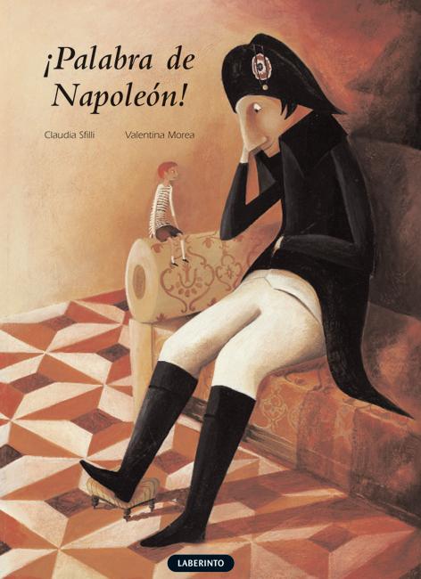 Cubierta ¡Palabra de Napoleón!