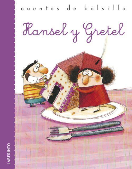 Cubierta Hansel y Gretel