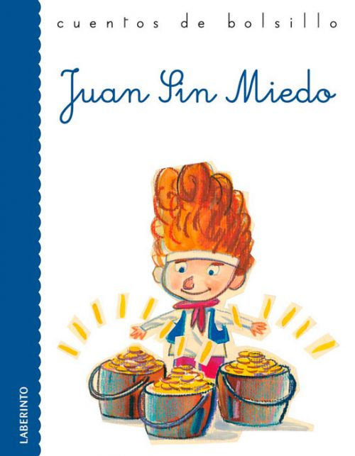 Cubierta Juan sin miedo