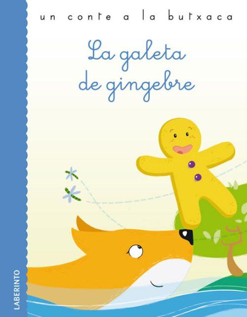 Cubierta La galeta de gingebre