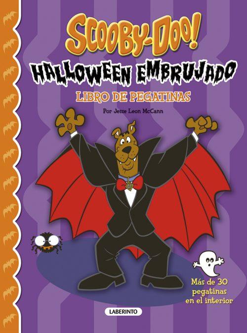 Cubierta Scooby-Doo Halloween embrujado