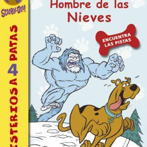 Cubierta El abominable hombre de las nieves