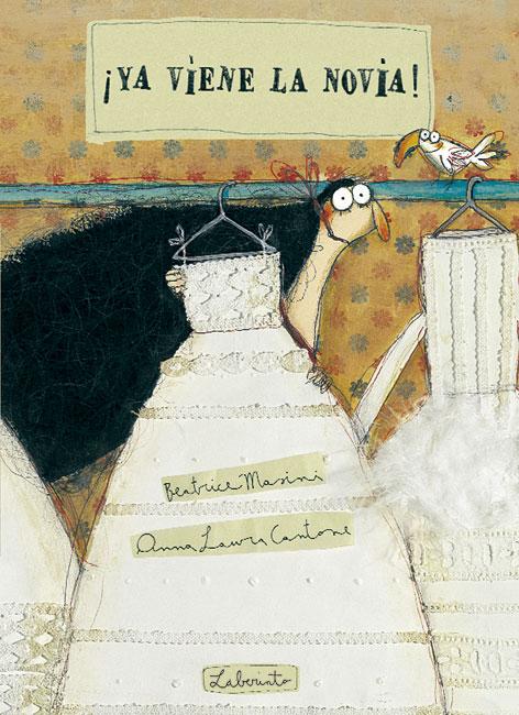 Cubierta ¡Ya viene la novia!