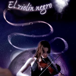 Cubierta El violín negro