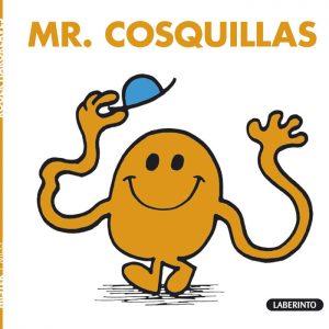 Cubierta Mr. Cosquillas