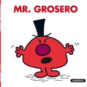 Cubierta Mr. Grosero