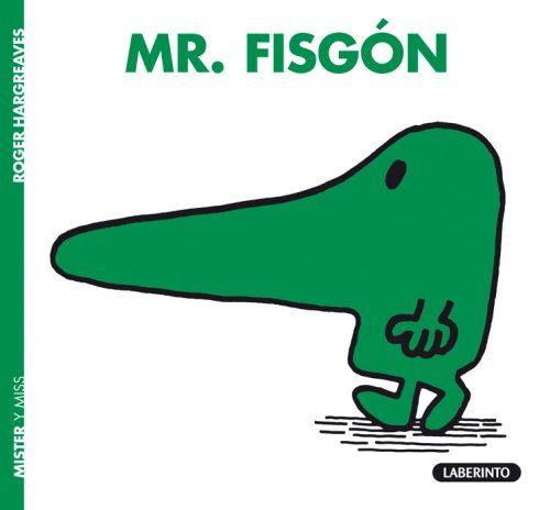 Cubierta Mr. Fisgón
