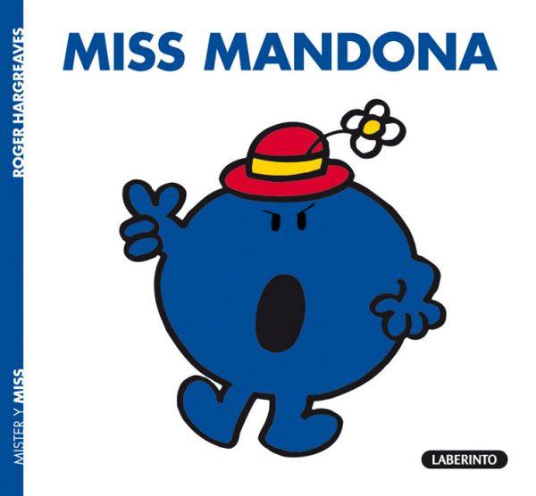 Cubierta Miss Mandona