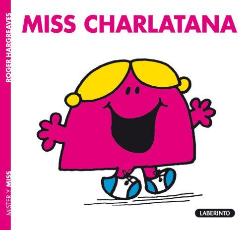 Cubierta Miss Charlatana