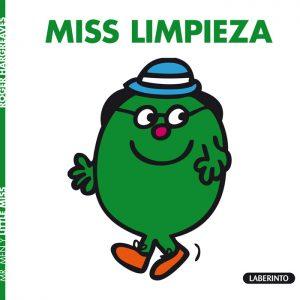 Cubierta Miss Limpieza