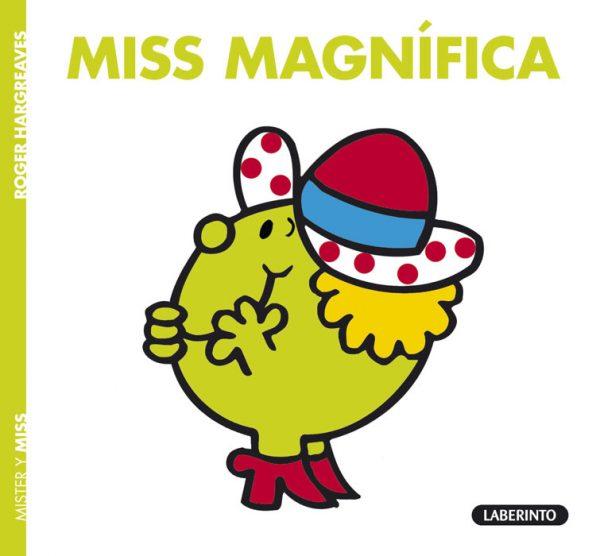 Cubierta Miss Magnífica
