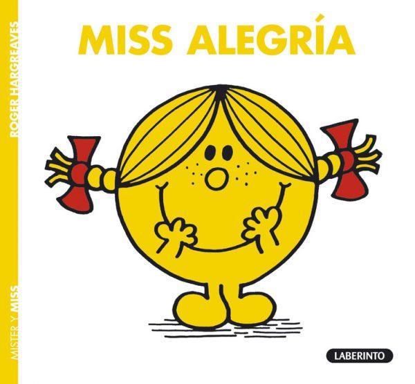 Cubierta Miss Alegría
