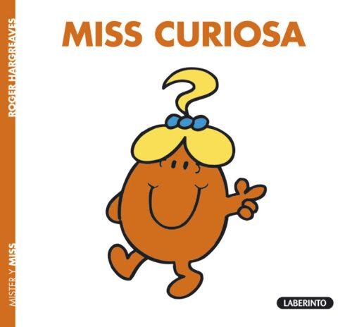 Cubierta Miss Curiosa