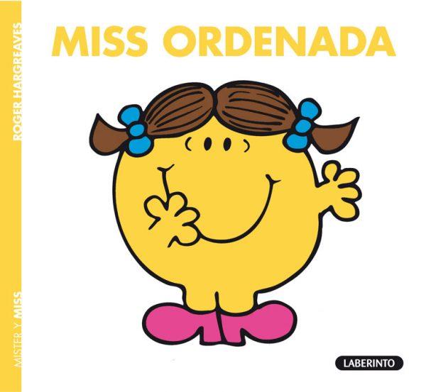 Cubierta Miss Ordenada