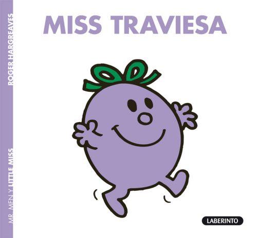 Cubierta Miss Traviesa