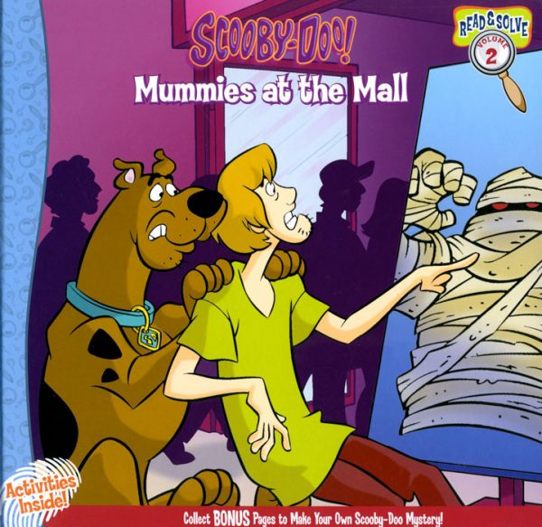 Cubierta Mummies at the Mall