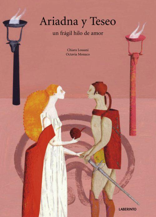 Cubierta Ariadna y Teseo