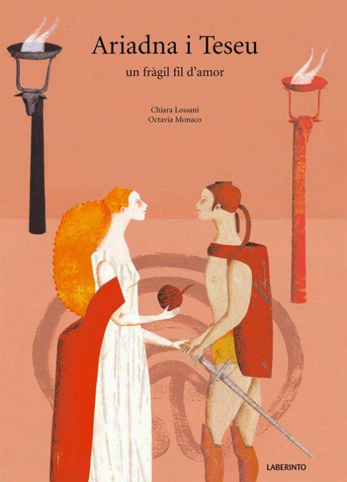 Cubierta Ariadna i Teseu