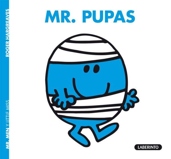 Cubierta Mr. Pupas