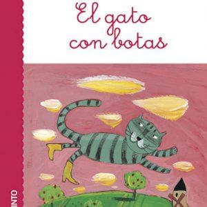 Cubierta El gato con botas