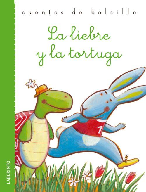 Cubierta La liebre y la tortuga