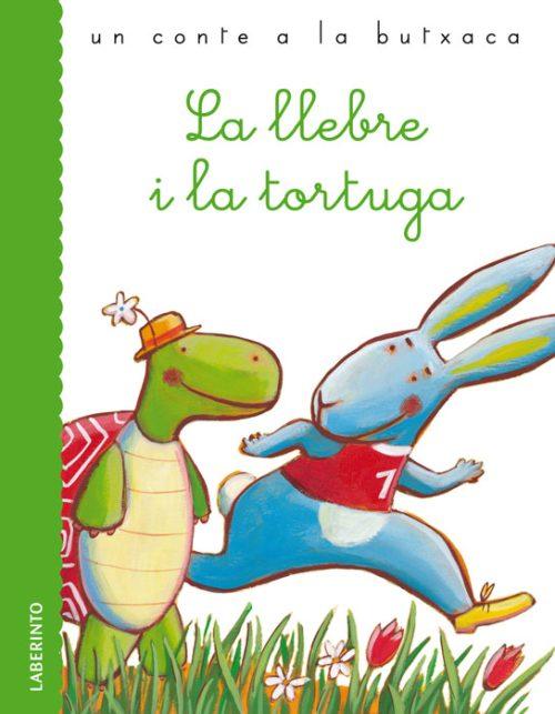 Cubierta La llebre i la tortuga