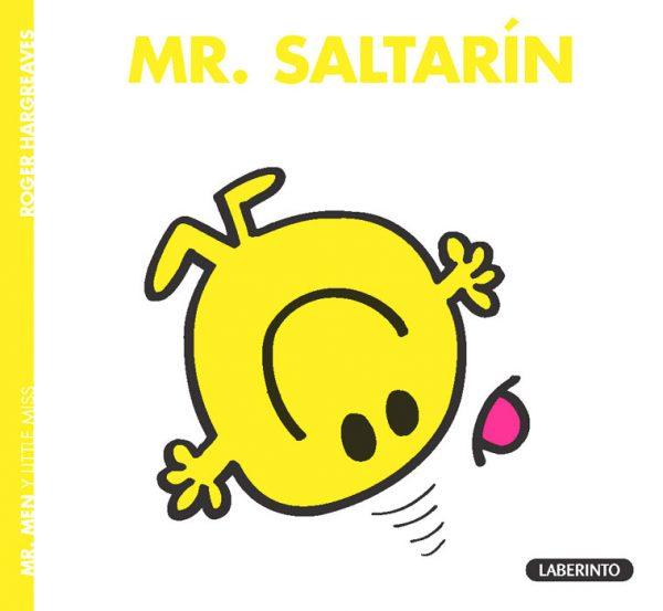 Cubierta Mr. Saltarín