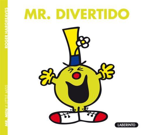 Cubierta Mr. Divertido