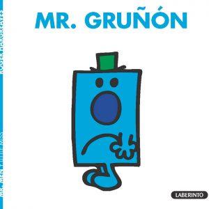 Cubierta Mr. Gruñón