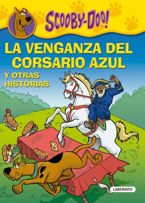 Cubierta La venganza del corsario azul y otras historias