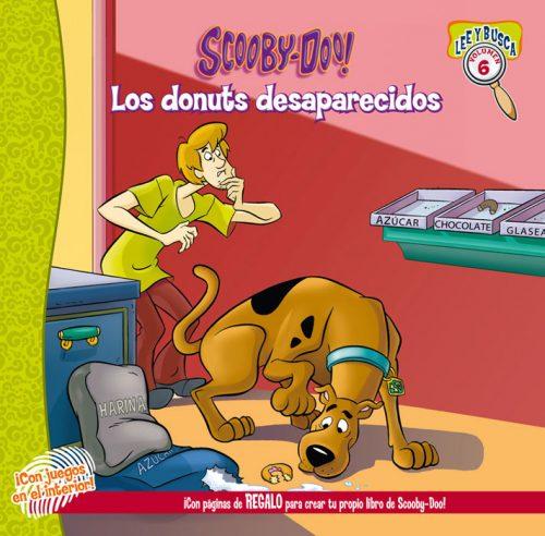 Cubierta Scooby-Doo y los donuts desaparecidos