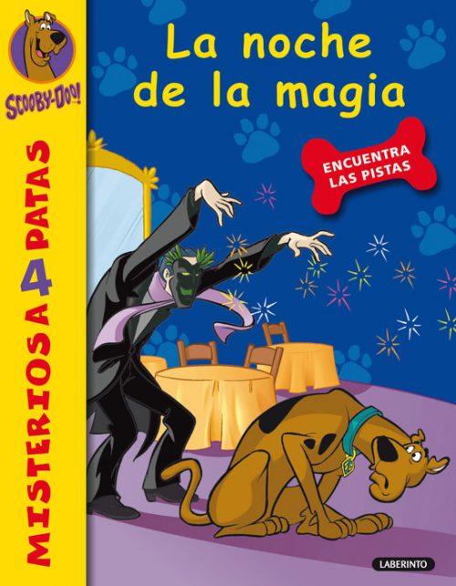 Cubierta La noche de la magia