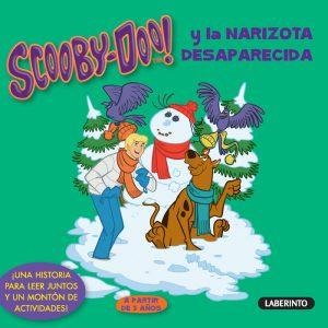 Cubierta Scooby-Doo y la narizota desaparecida
