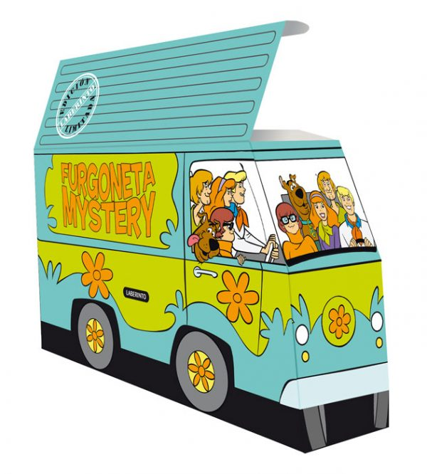 Cubierta pack furgoneta mystery