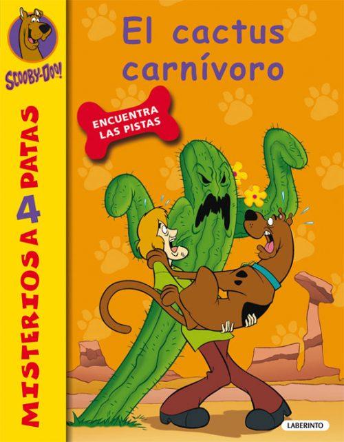 Cubierta El cactus carnívoro