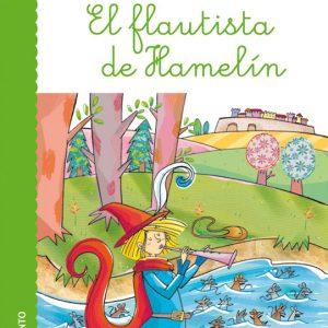 Cubierta El flautista de Hamelín