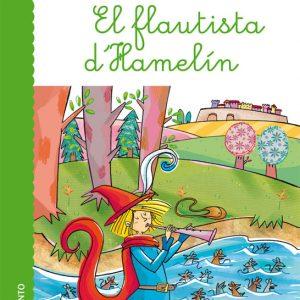 Cubierta El flautista d'Hamelín