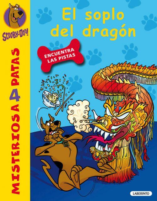 Cubierta El soplo del dragón
