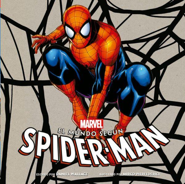 Cubierta El mundo según Spider-Man