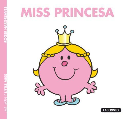 Cubierta Miss Princesa