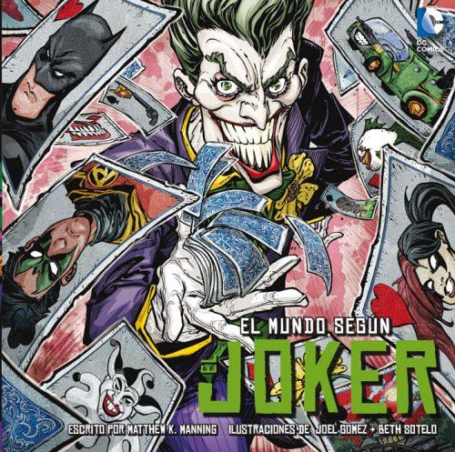 Cubierta El mundo según El Joker