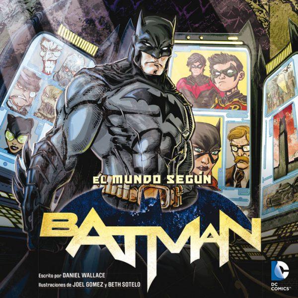 Cubierta El mundo según Batman