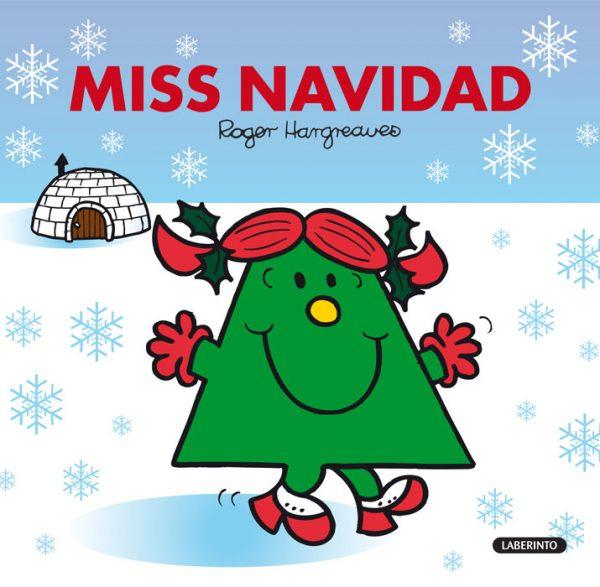 Cubierta Miss Navidad