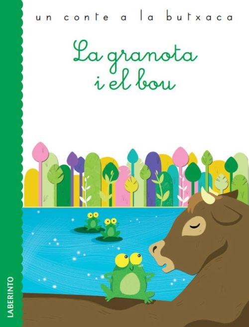 Cubierta La granota i el bou